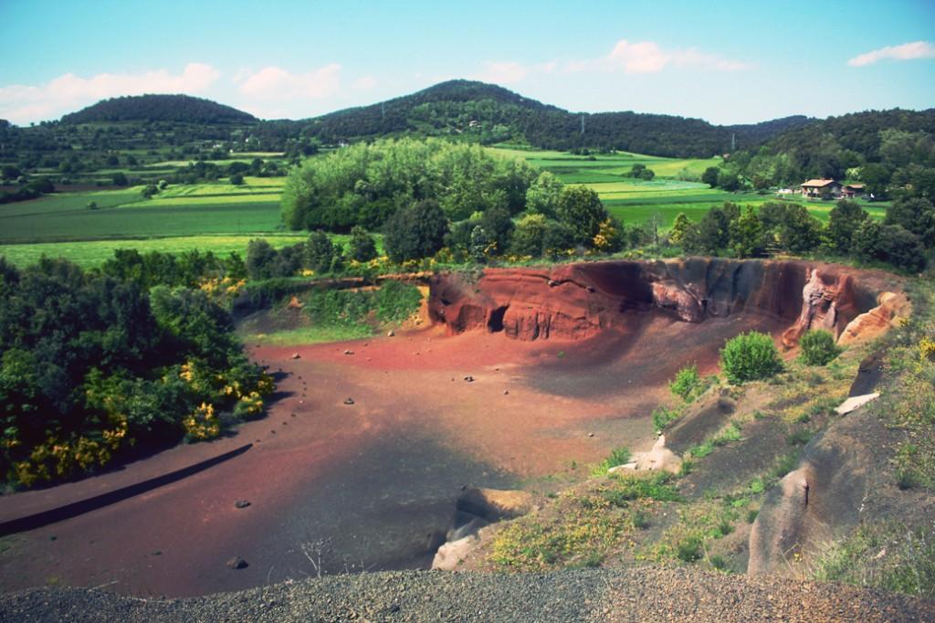 Garrotxa Volcanic National Park