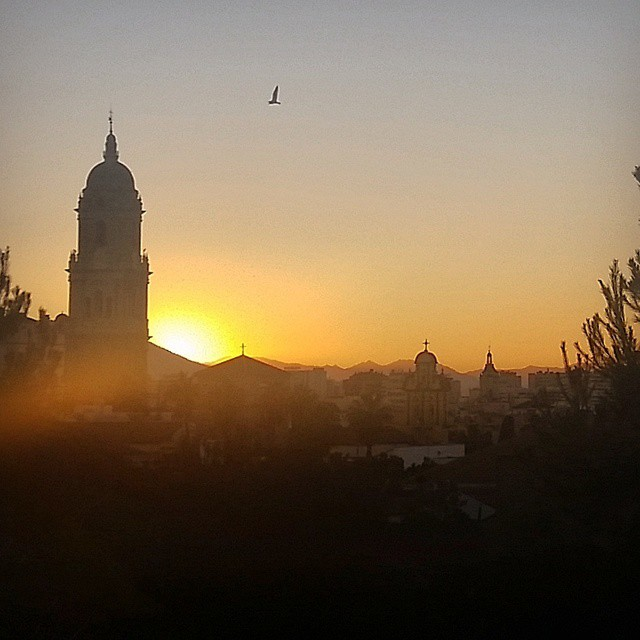 Sweet dreams, Málaga.