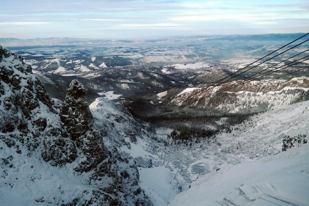 Polen Tatras