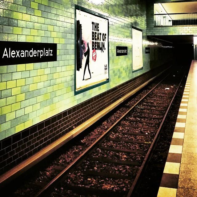 The beat of Berlin. ?