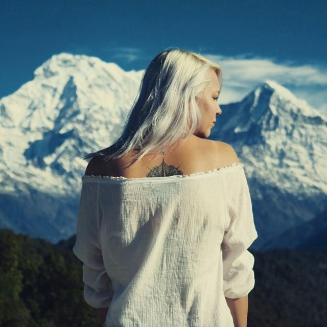 Good morning you Himalaya. ?