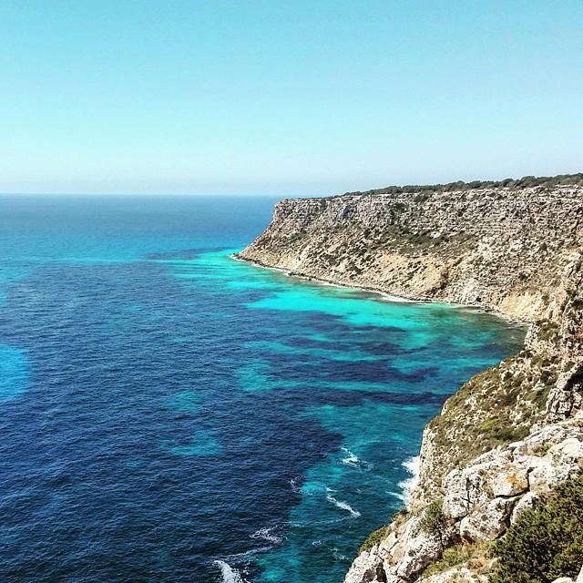 I like you. #Formentera