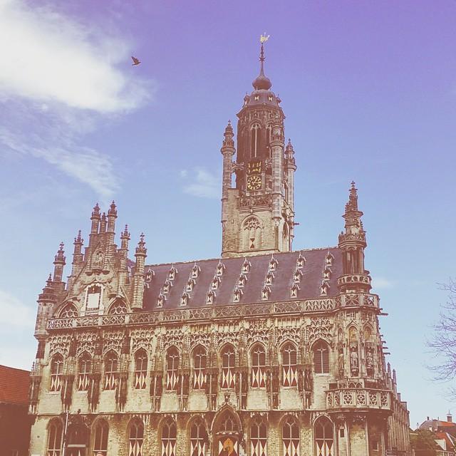 Middelburg, you are super pretty. ? #travel #Zeeland