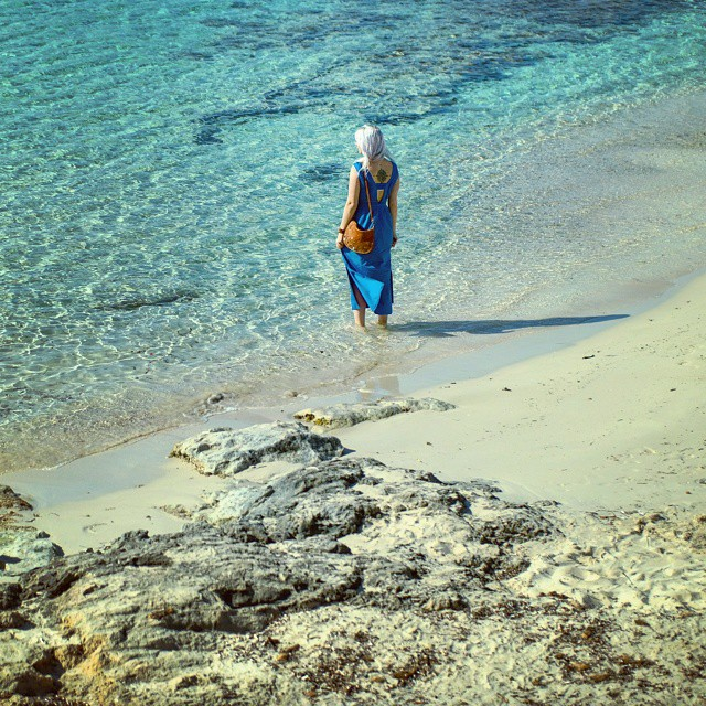 ¡HOLA!Formentera. Good morning to you too. ? #travel #islandlife