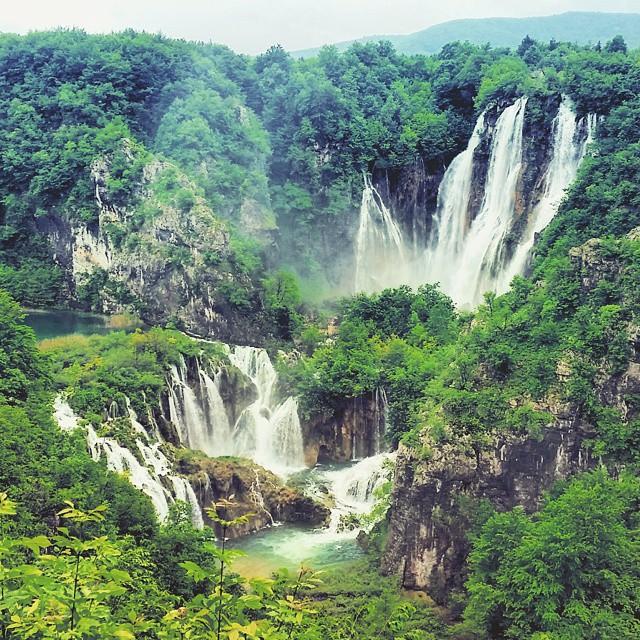Hello Plitvice! #travel #nature