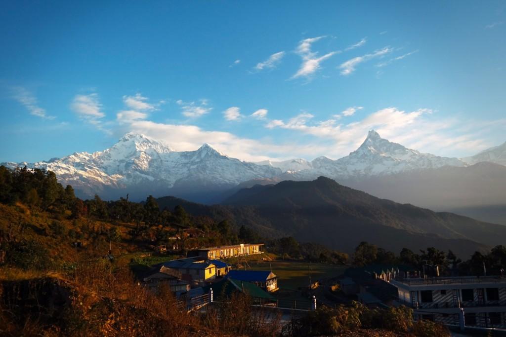 Trekking Himalaya Nepal