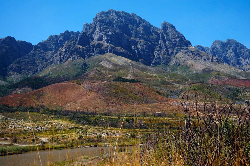 Delaire Graff Zuid-Afrika