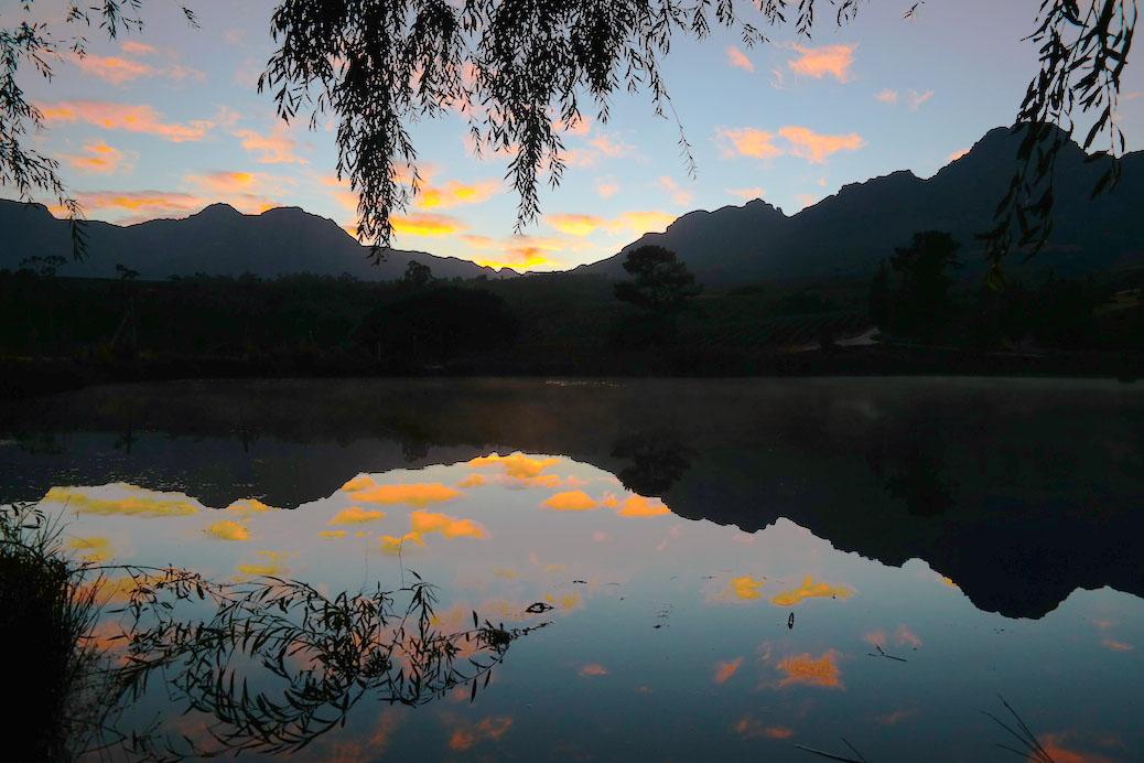 Stellenbosch road trip Zuid-Afrika