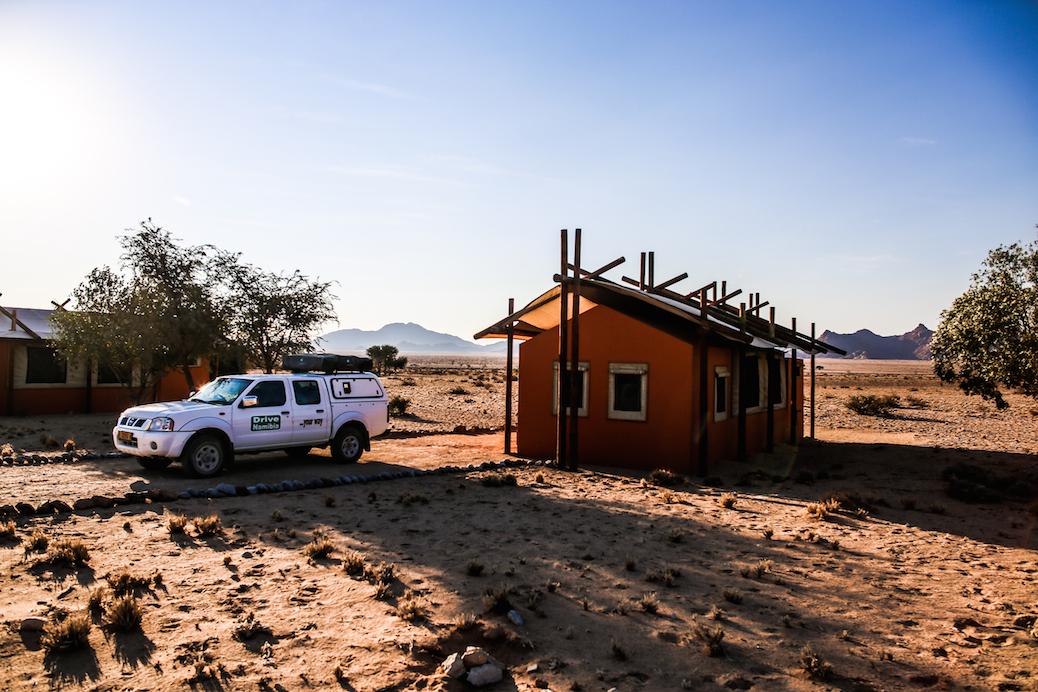 Accommodaties Namibië