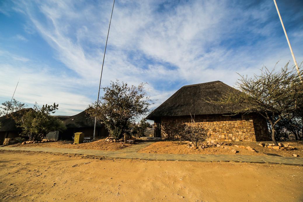 accommodatie namibië