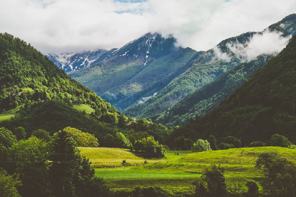 Slovenie Route