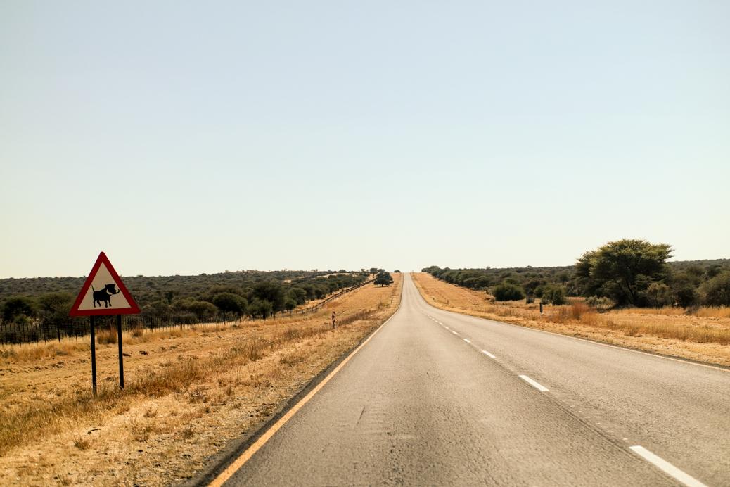 Windhoek weg