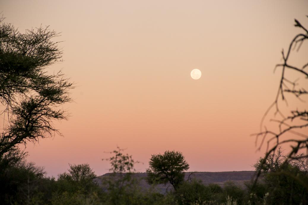 Windhoek maan