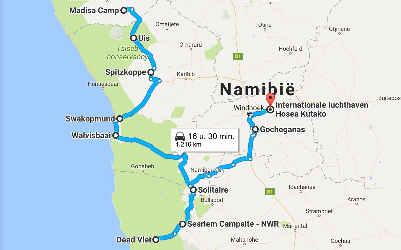 namibie route 2
