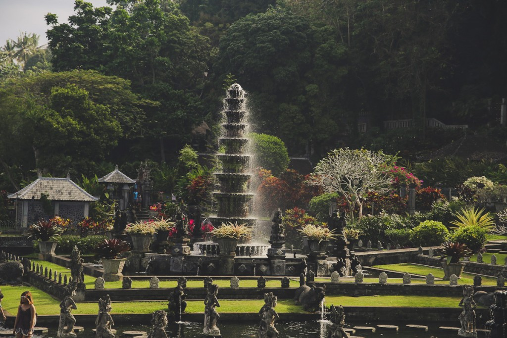 tempel bij uluwatu