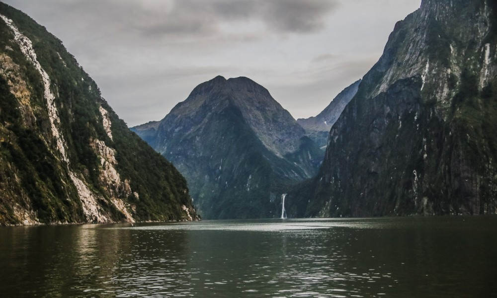 Milford Sound overnight