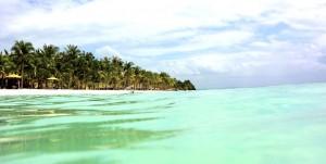 Panglao Island, Bohol, Filipijnen