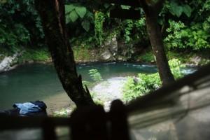Slapen jungle Indonesie