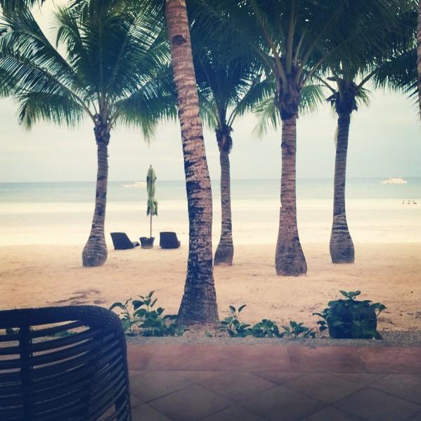Beach hut Bohol