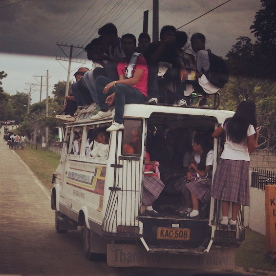 Bus Asia