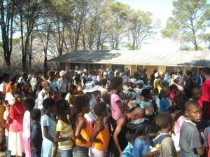 Township Zuid Afrika