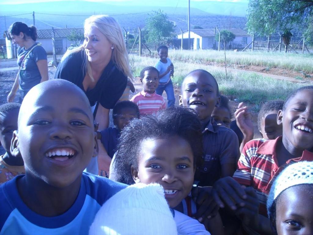 Township Afrika