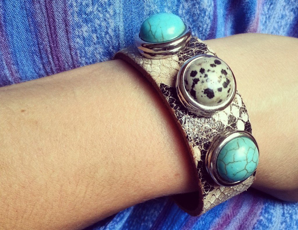 Chunk Armband