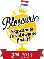 Skyscanner Bloscars Travel Awards