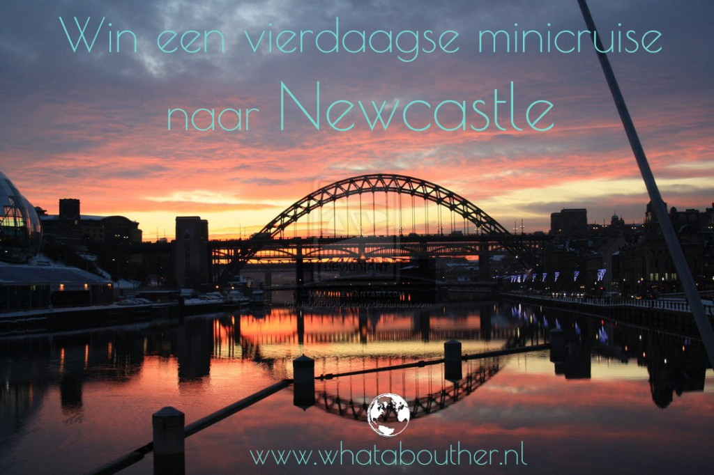WIN EEN WEEKEND NEWCASTLE