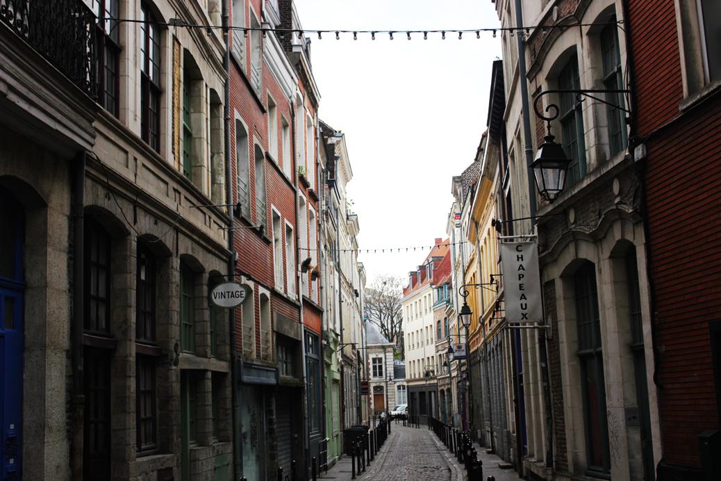 Weekend Lille winnen