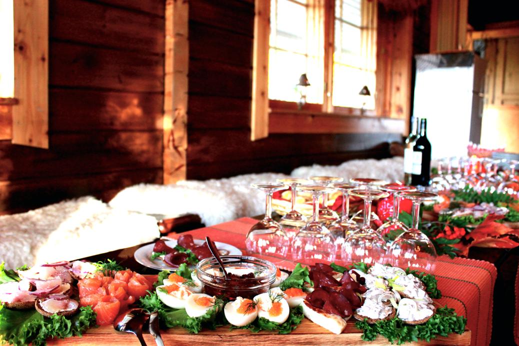 Fins Lapland eten