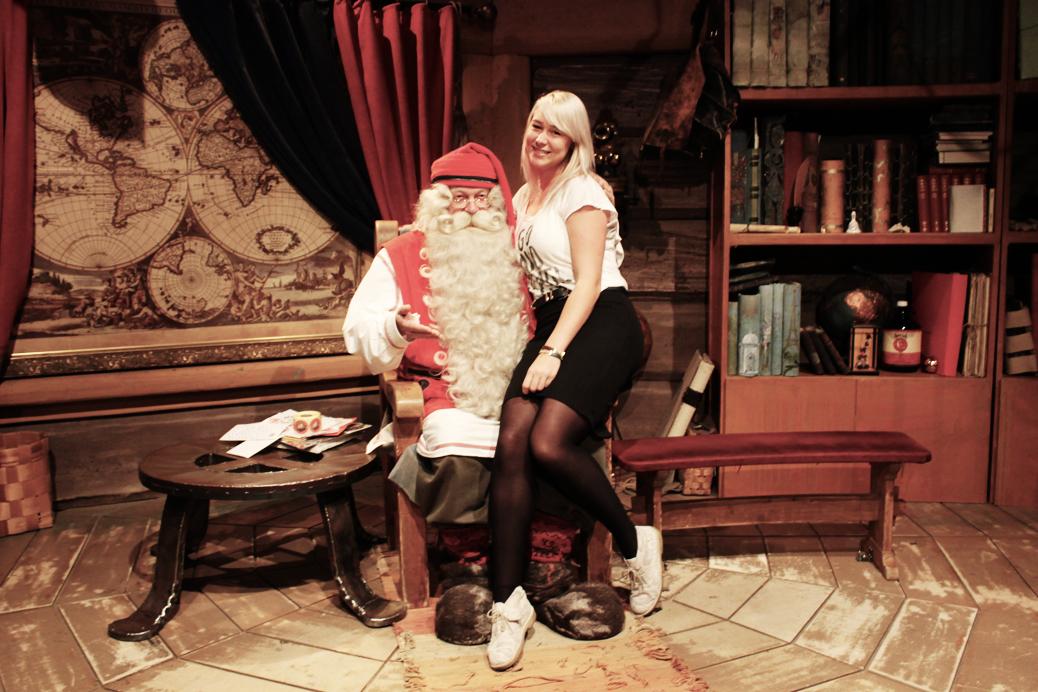 Fins Lapland kerstman
