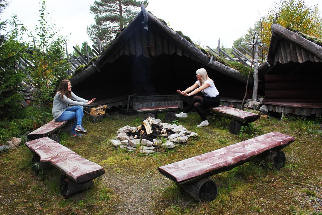 Fins Lapland santaclaus