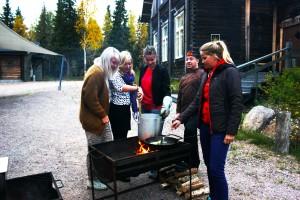 Fins Lapland koken