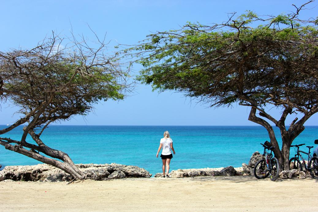Fiets huren Aruba