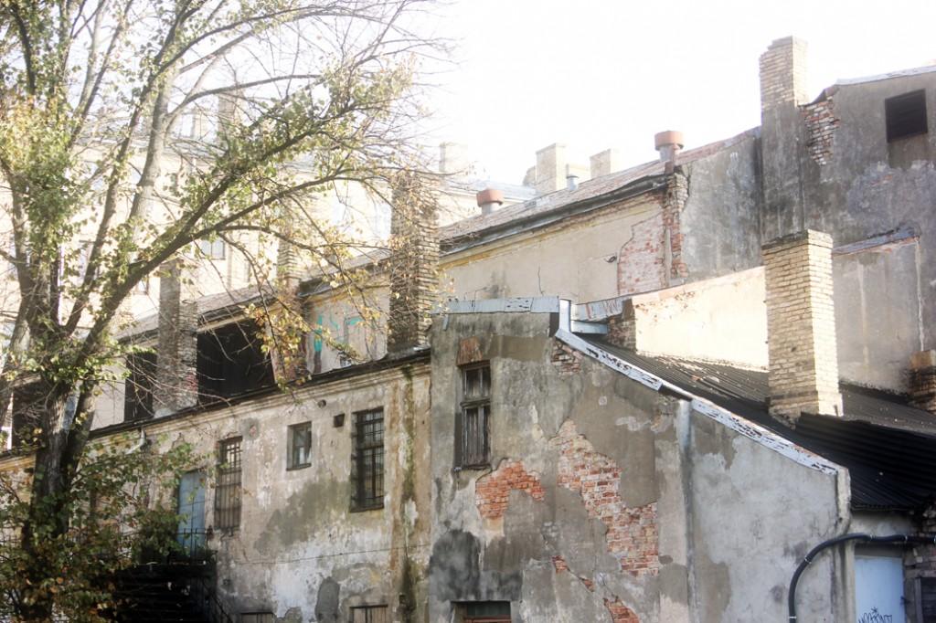 Riga Joodse Wijk
