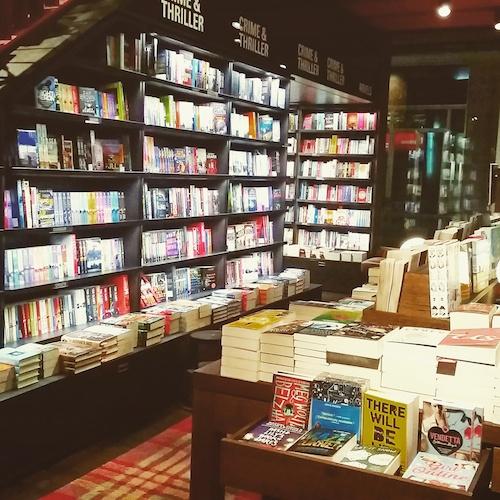 Boekenwinkel Berlijn