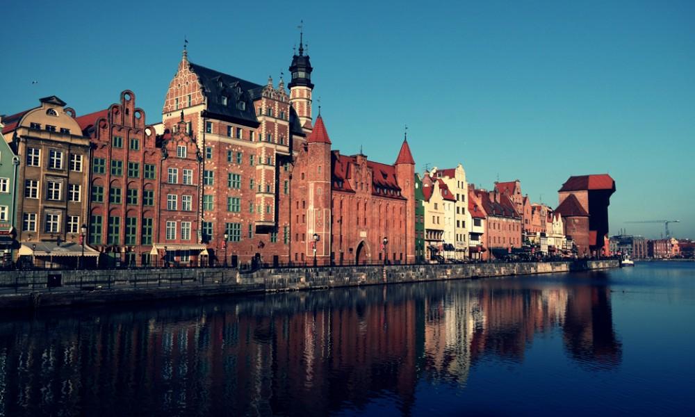 Gdansk Polen