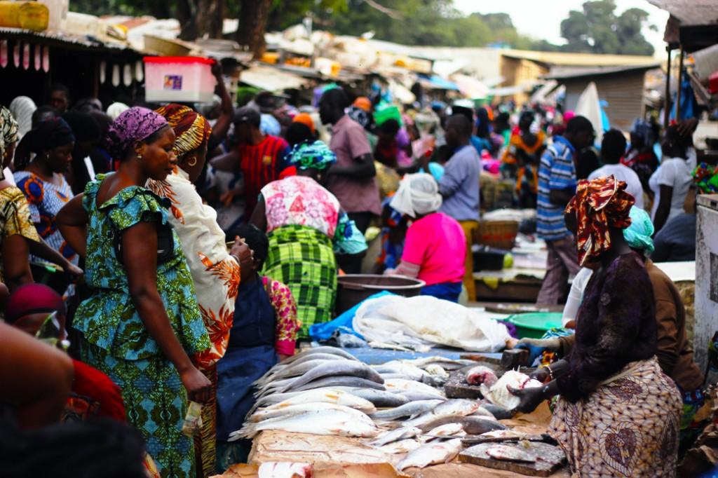 Serrekunda Markt