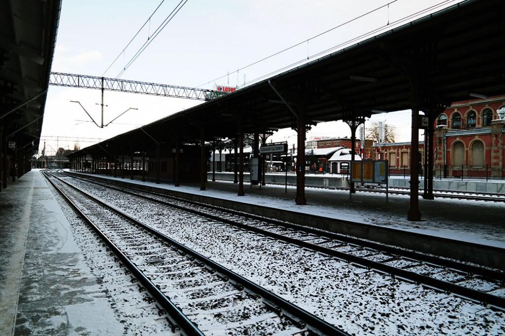 Polen trein