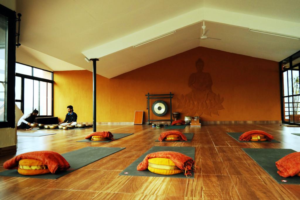 Yoga Pokhara Nepal