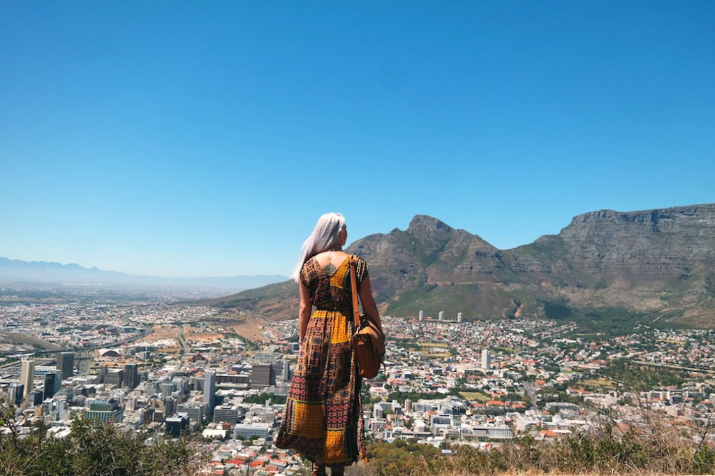Kaapstad Zuid-Afrika