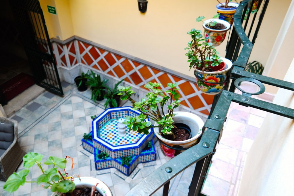 Accommodatie Malaga