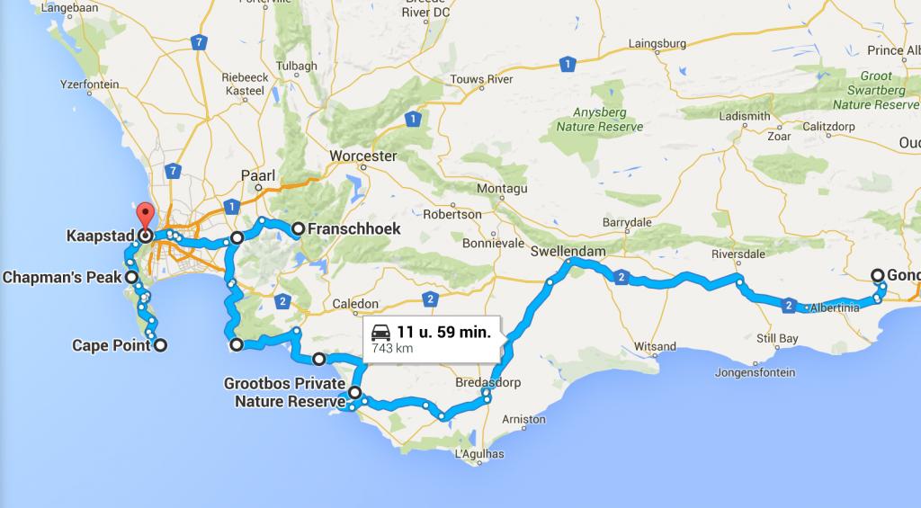 part 2 road trip Zuid-Afrika
