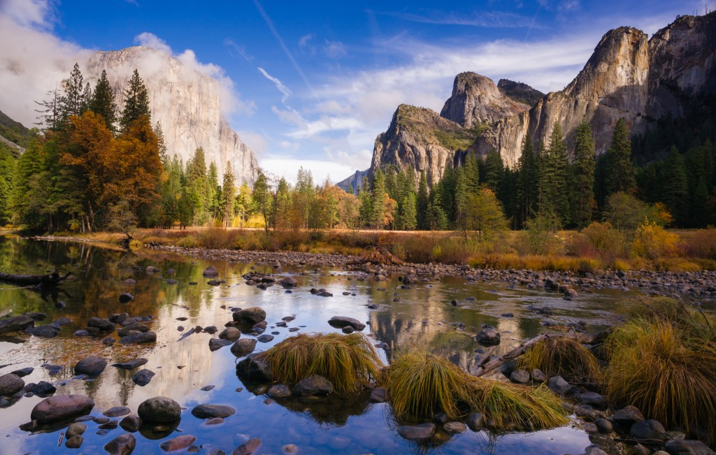 Yosemite Travel Wishlist