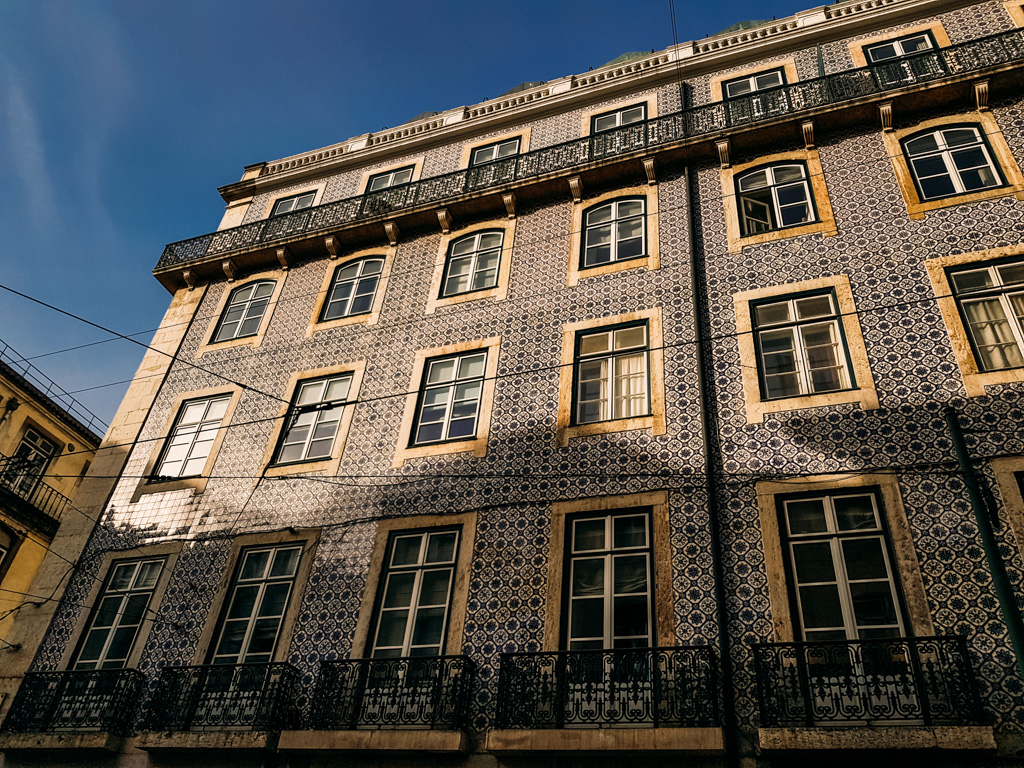 Baixa House Lisbon
