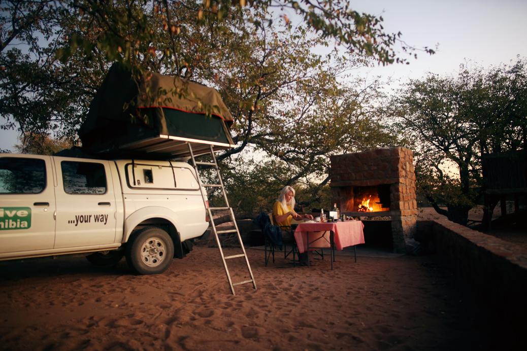 Madisa Camp