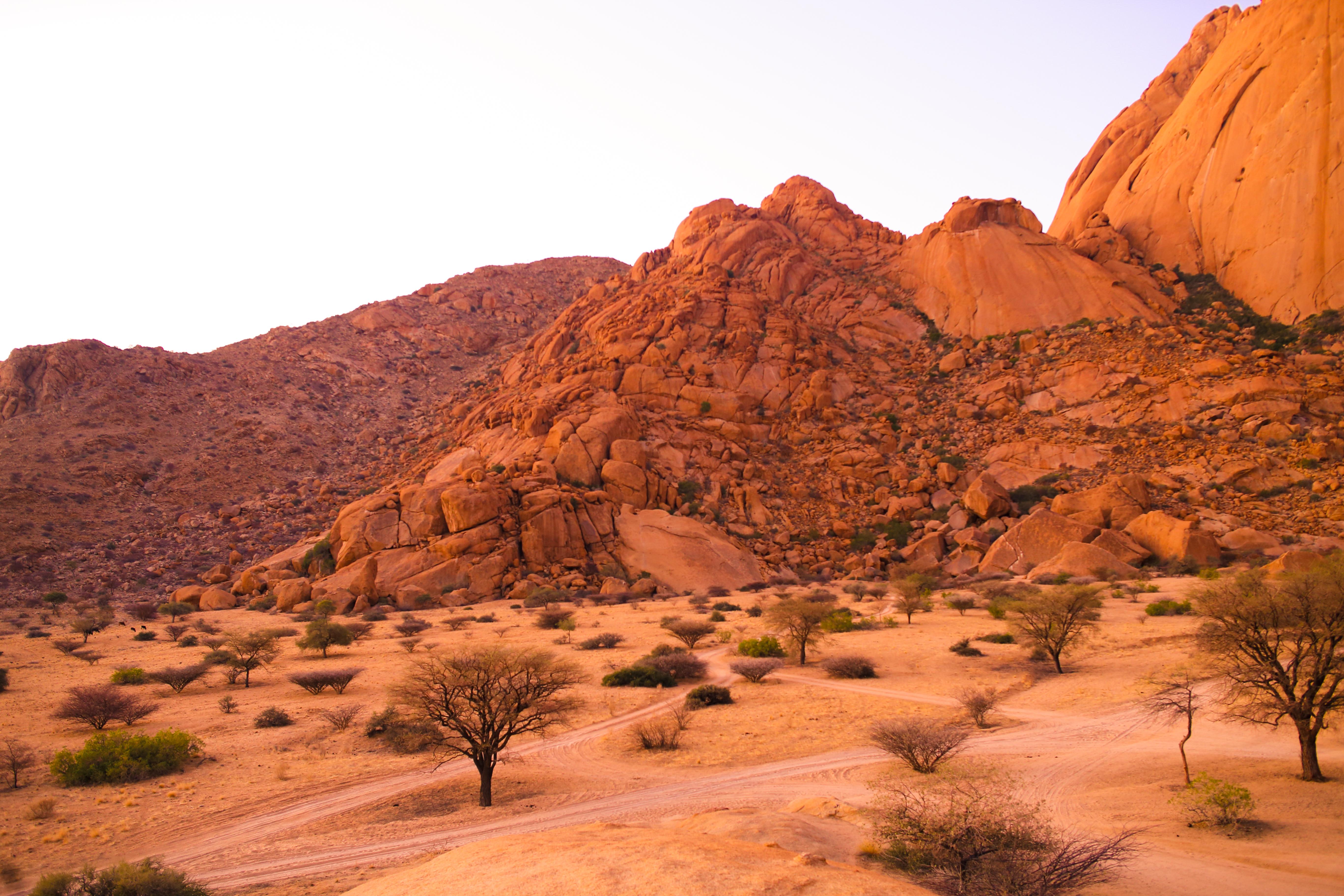 accommodaties Namibie