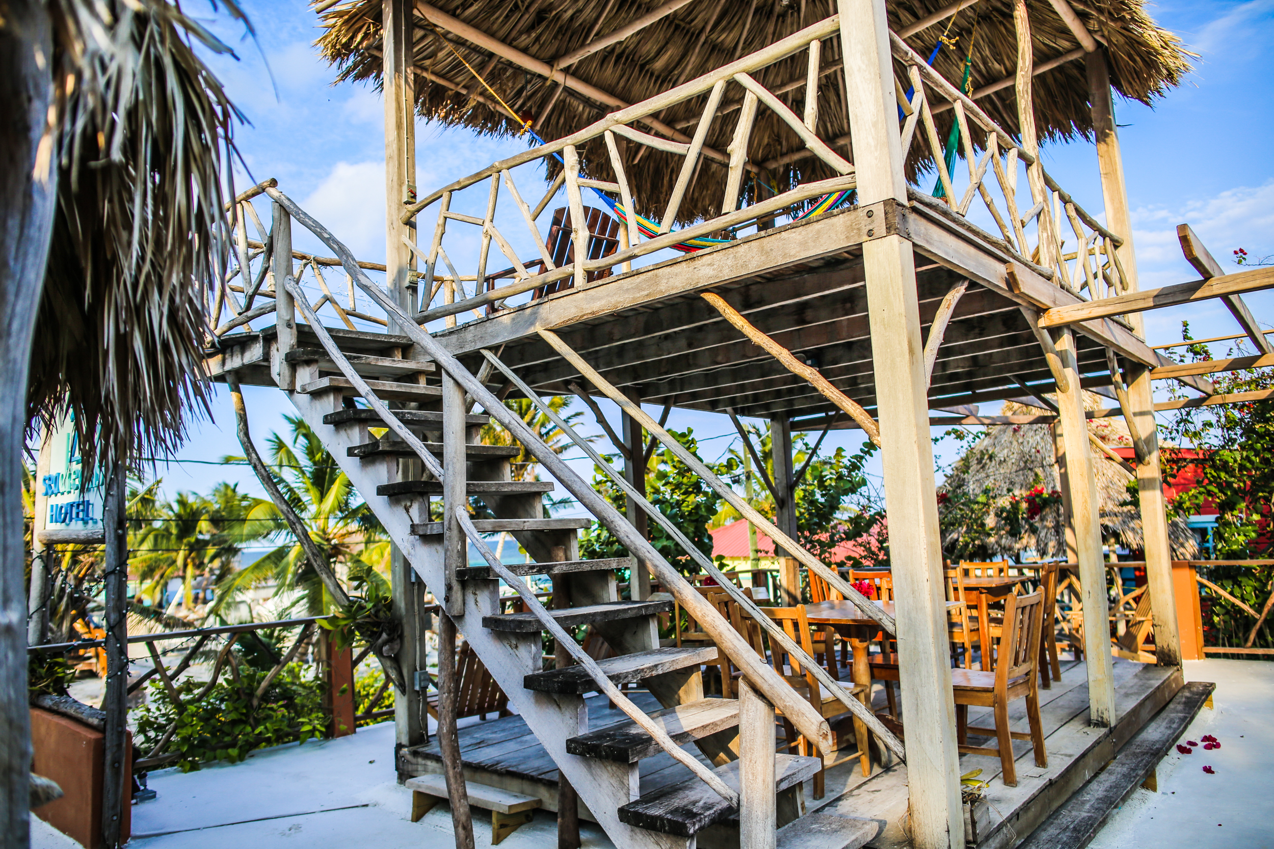 accommodaties belize