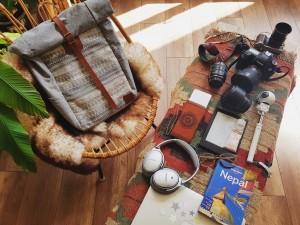 inpaklijst india nepal